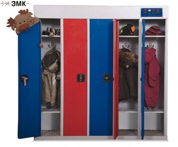 шкаф сушильный для детского сада